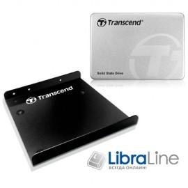 "SSD жесткий диск 2,5"" 64GB Transcend 370 TS64GSSD370S"