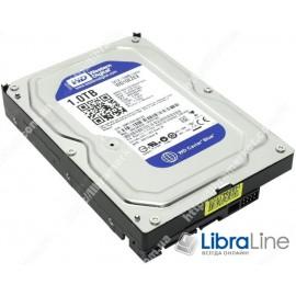 Жесткий диск, винчестер  SATA-3 1Tb Western Digital 7200rpm, 64mb WD10EZEX