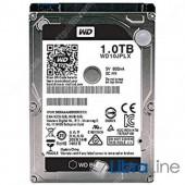 """WD10JPLX  Жесткий диск, винчестер 2.5"""" SATA-3 1Tb Western Digital 7200 rpm, 32mb"""