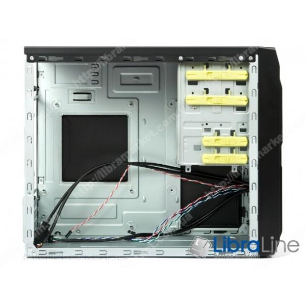 Корпус компьютера mATX ChiefTec LG-01B-OP Black, без БП