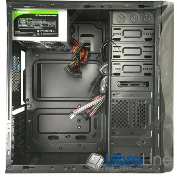 Корпус ATX GAMEMAX MT507, 400W 12cm