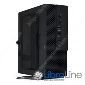 Корпус Mini-ITX GAMEMAX ST102-200W black, 200W