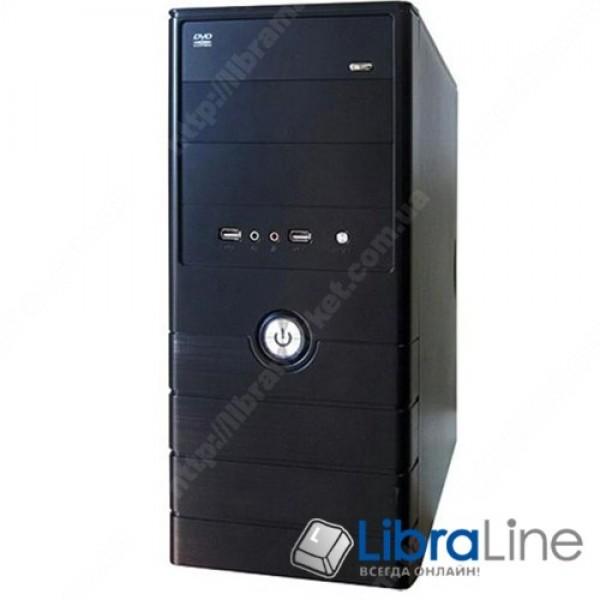 Корпус ATX Delux MD251 black, 400W