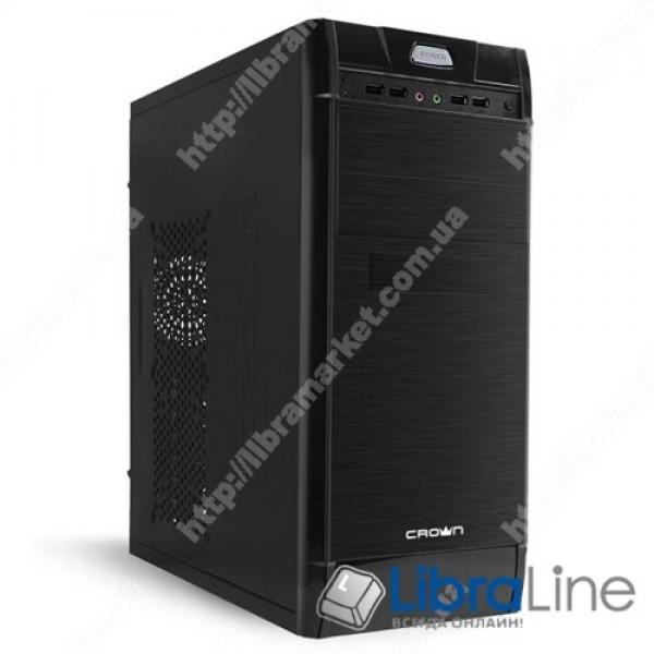 Корпус ATX Crown CMC-C501 black, 420W