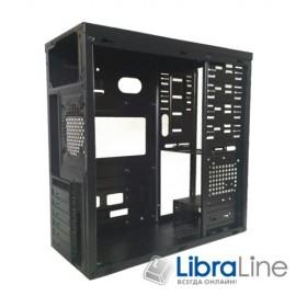 Корпус ATX Delux DLC-MD209 black, без б/п