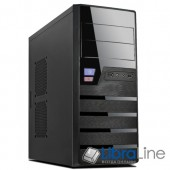 Корпус ATX Delux DLC-MD230 black без б/п
