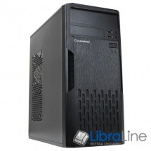 Корпус ATX GAMEMAX ET-203-400W black, 400W