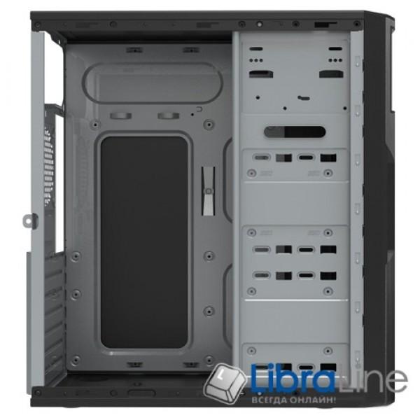 Корпус ATX GAMEMAX ET203-400W black, 400W