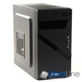 Корпус mATX Frime FC-001B black, 400W