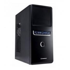 Корпус ATX GAMEMAX ET-201-400W black, 400W