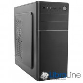 Корпус ATX Logicpower 1712 black, 400W