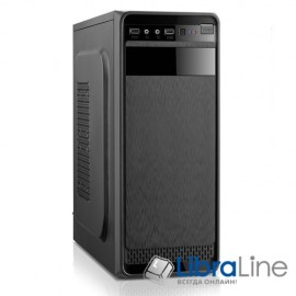 Корпус ATX Delux MD105 black без б/п