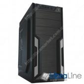 Корпус  ATX GAMEMAX MT515-500 black, 500W