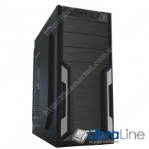 Корпус  ATX GAMEMAX MT515-500 black, 500W
