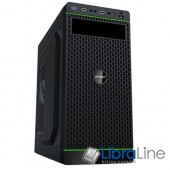 Корпус  ATX GAMEMAX MT516 black, 500W