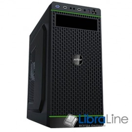 Корпус  ATX GAMEMAX MT516 black, 500W