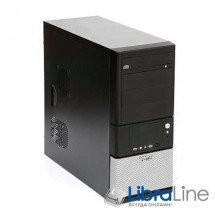 Корпус ATX Asus-Vento TA-861 Black-silver, 450W