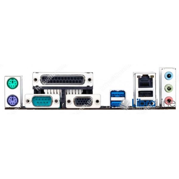 Материнская плата 1151 Gigabyte GA-H110M-DS2  H110 / 2*DDR4 / VGA/COM, LPT / mATX