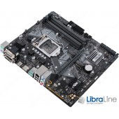 Материнская плата 1151 Asus PRIME B360M-A  B360 / 4*DDR4 / HDMI-DVI-VGA / ATX