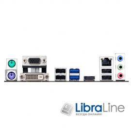 Материнская плата Asus B85M-G s1150, Intel B85, PCI-Ex16