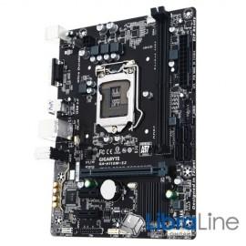 Материнская плата 1151 Gigabyte GA-H110M-S2 H110  2DDR4  VGA mATX