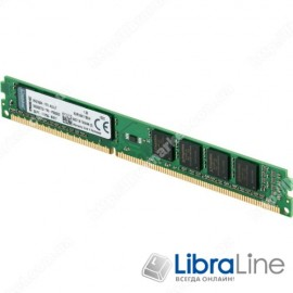 Модуль памяти DDR-3 4Gb PC3-12800 1600MHz Kingston KVR16N11S8/4