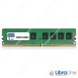 Модуль памяти DDR-4 4Gb PC4-17000 2133MHz Goodram GR2133D464L15S/4G