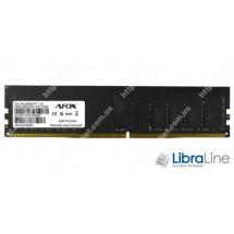 AFLD48EH1P Модуль памяти DDR-4 8Gb PC4-19200 2400Mhz, Micron Chipset AFOX