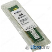 Модуль памяти DDR-3 8Gb PC3-12800 1600MHz Crucial CT102464BD160B