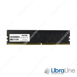 Модуль памяти DDR-4 16Gb PC4-17000 2133MHz, Micron Chipset AFOX AFLD416VS1P