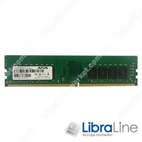 AFLD44EN1P Модуль памяти DDR-4 4Gb PC4-19200 2400Mhz, Micron Chipset AFOX