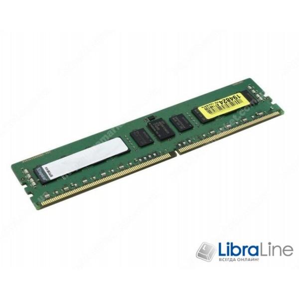Модуль памяти DDR-4 4Gb PC4-19200 2400Mhz Kingston KVR24N17S6/4