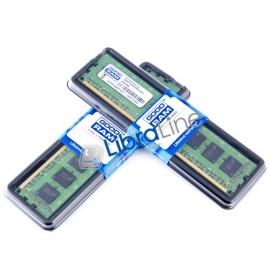 Модуль памяти DDR-3 4Gb PC3-12800 1600MHz Goodram GR1600D364L11S/4G