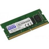 Оперативная память So-dimm DDR-4 4Gb PC4-17000 (2133MHz) Goodram (GR2133S464L15S/4G)