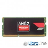 R534G1601S1SL-U Модуль памяти SO-DIMM DDR-3 4Gb PC3-12800 1600MHz AMD