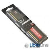 Модуль памяти DDR-4 8Gb PC4-17000 2133MHz AMD R748G2133U2S