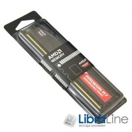 R748G2133U2S Модуль памяти DDR-4 8Gb PC4-17000 2133MHz AMD