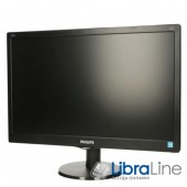 "Монитор 19.5"" Philips 203V5LSB26/62 WLED 5ms VGA"