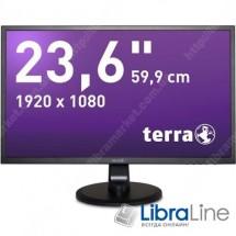 "Монитор 23,6"" Terra 2447W black"