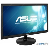 "Монитор 21,5"" Asus VS228DE black 5 ms, D-Sub"