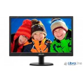 "Монитор 21.5"" Philips 223V5LSB2/62 black VGA"
