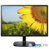 "Монитор 23,8"" LG 24MP48HQ-P black  LED IPS, 5mc, D-Sub,  HDMI"