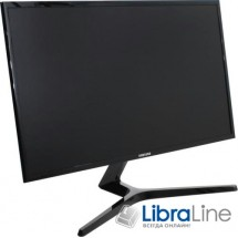 "Монитор 27"" Samsung S27F358FWI black LED PLS, 4mc, DisplayPort, HDMI"