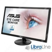 "Монитор 21,5"" Asus VP228DE black LED TN, VGA 90LM01K0-B04170"