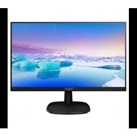 Монитор 24 Philips 243V7QDAB black LED IPS, DVI, VGA, HDMI