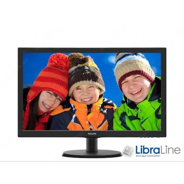 """Монитор PHILIPS 21.5"""" LED TN VGA,HDMI 223V5LHSB2/00"""