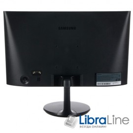 """Монитор 18,5"""" Samsung S19F350H black  PLS  D-Sub"""