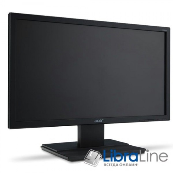 "Монитор 21,5"" Acer V226HQLBB black  TN 5ms VGA"