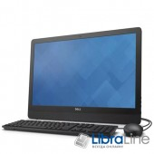 "Моноблок DELL Inspiron 3459 Black  23.8"" FHD NT IPS / i3-6100U / 4Gb / 1Tb / DVD-RW / Intel HD 520 / WiFi / BT / Linux  O34I3410DIL-3"