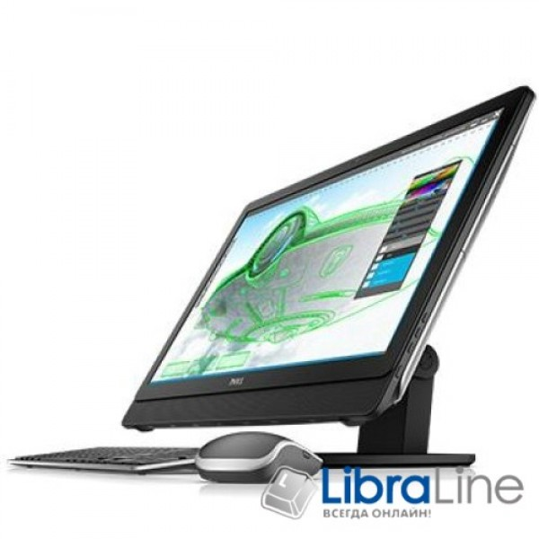 "Моноблок DELL Inspiron 5459 23.8"" FHD Touch IPS / Intel i5-6400T / 8Gb / 1Tb / DVD / 930M / WiFi / BT / Linux /10kg O54I5810DGL-36"